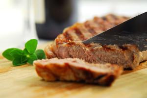 Naše maso je ideální na přípravu šťavnatých steaků